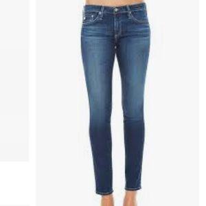 AG Jeans The Stilt Cigarette Leg Jeans Size 29R